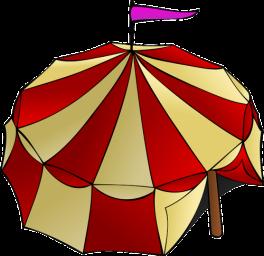 Stellplatz für große Zelte